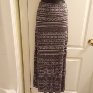 Ardene maxi skirt